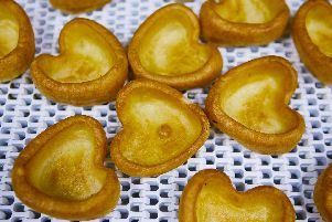 Aunt Bessies is spreading the love this Valentines Day, with the launch of its limited-edition Heart Shaped Yorkshires