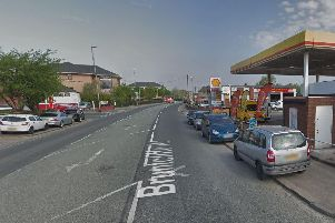 Today's earlier accident at Bruntcliffe Road is now confirmed as fatal.