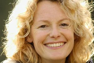 TV Presenter Kate Humble