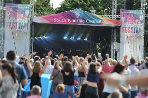 South Tyneside Festival offers three months of summer fun on South Shields Seafront and returns this Sunday, July 8