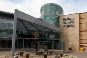The Synexus North East Research Centre is based within Hexham General Hospital.