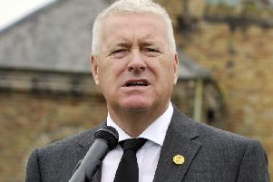Ian Lavery, Labour MP for Wansbeck.