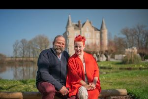 Dick and Angel Strawbridge