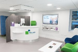 The upgraded branch will provide customers with better access to services, information and advice, as well as additional space for transactions.