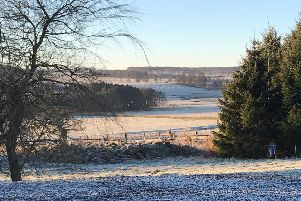 View across Marlish Farm, home of Marlish Water near Morpeth, which has benefited from a funding boost.