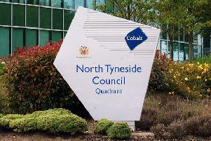 North Tyneside Council's headquarters at The Quadrant.