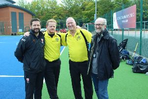 New coach is appointed by hockey club