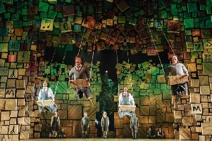 When I Grow Up - one of the best known songs in Matilda.