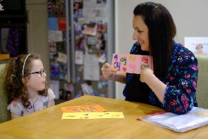 Philippa Vince has set up Toucan Education to help diagnose children who have Dyslexia.