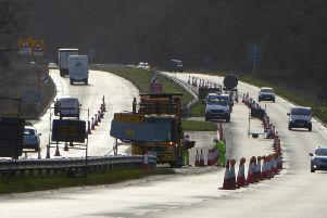 23million has been announced to fund winter road repairs in the North East.