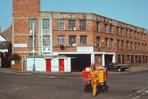 The former Tyne Brand factory on North Shields Fish Quay.