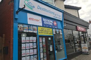 Destinations by George! independent travel agent in Front Street, Monkseaton.