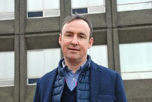 Charlie Hoult, the Conservative candidate for the North of Tyne mayoral elections.
