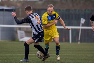 Ramsay goal gives points to Whitley