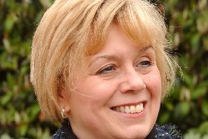 MP Mary Glindon.
