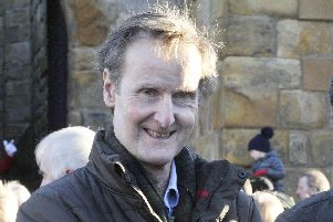 The Duke of Northumberland. Picture by Jane Coltman