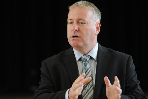 Ian Lavery, MP for Wansbeck