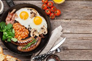 If youre in Newcastle watching the start of the race, what better way to get the day off to a great start than with a tasty breakfast either before or after the race has started?