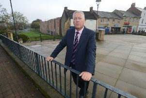 Ian Lavery, MP for Wansbeck.