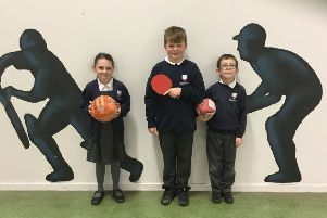 Bothal Primary School has been awarded the Youth Sport Trust GOLD Quality Mark for its commitment to PE and school sport.