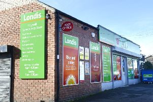 The Londis store at Hollywell.