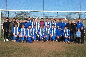 Bedlington and Blyth win cups