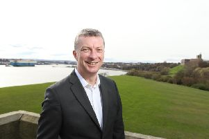 John McCabe, who ran as an independent in the North of Tyne mayoral race.