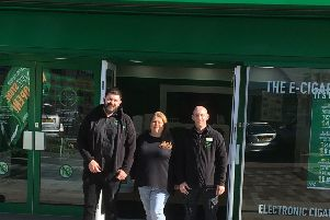 VPZ has opened a new vaping store in Ashington.