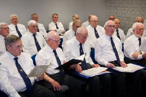 Ashington & District Male Voice Choir will perform at the Morpeth Northumbrian Gathering.