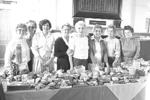 Remember when from 30 years ago, coffee morning.