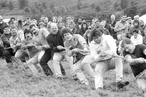 Remember when from 30 years ago, Alwinton Show