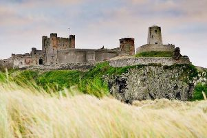 A lovely view of Bamburgh Castle from Sergio Maorenzic, from Peckham, South London. 198 Facebook likes