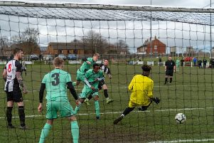 Airey nets a hat-trick in Alnwick victory