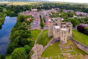 Warkworth on BBC Four's Pubs, Ponds and Power: The Story of the Village.