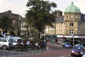 Alnwick, set to be the location of a new reality TV show.