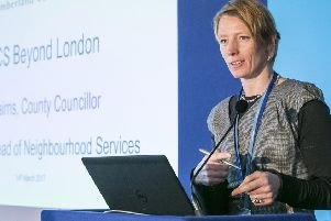 Kate Cairns has campaigned for mandatory safety improvements to be made to lorries.