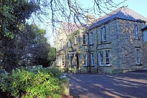 Hillcrest Care Home in Alnwick.