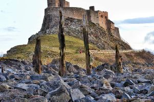 Mighty Lindisfarne Castle, captured in all its glory by Darren Chapman. 269 Facebook likes