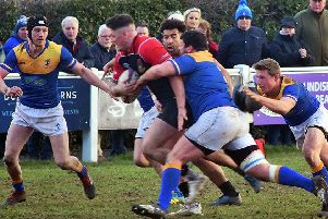 Alnwick go down to league leaders and champions-elect