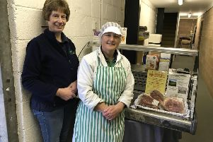 'Beast from the East' proved a bonus for village food festival