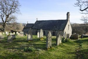 St Mary's Church in Holystone. Picture by Jane Coltman