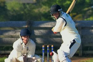Not a good day at the office for local sides in cricket league