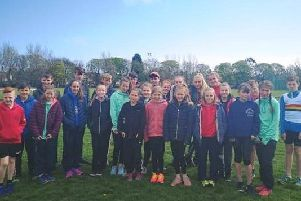 Combined Alnwick/Blyth team win opening youth league meet