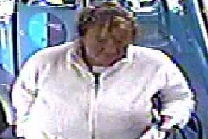 CCTV appeal after fire damage to seat at Morpeth station