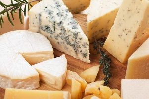 Eating cheese before you go to bed could keep you awake