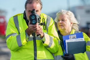 Community speedwatch schemes could be set up in north Northumberland villages.