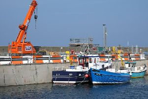 Seahouses harbour. Picture by Jane Coltman