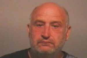 John Tams who is wanted by Northumbria Police