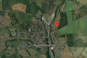 The proposed site. Picture c/o Google Maps