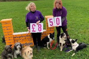 Wetherby woman aids charity